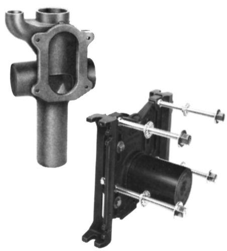 Js12704 Josam 12704 Vertical Adjustable Single On Stack