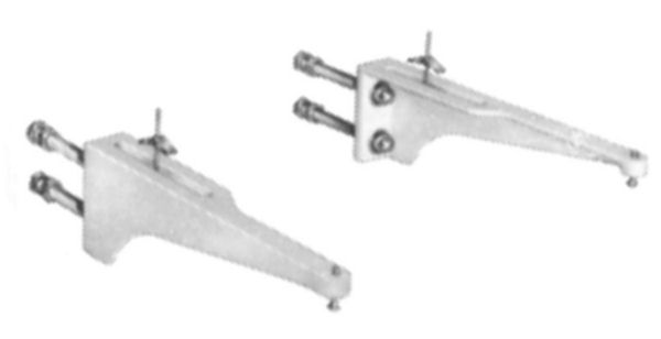 Js17405 Josam 17405 Wall Mount Exposed Arms Only By