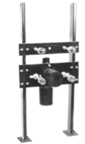 Js17735 Josam 17735 Floor Mount With Fitting By
