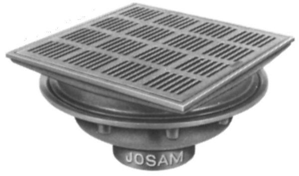 Js23500 Josam 23500 14 Promenade Top Large Sump By
