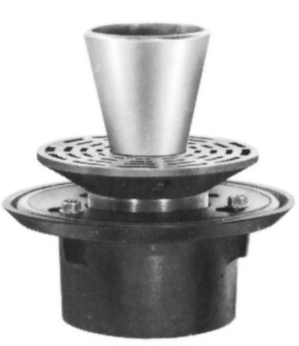 Mifab Roof Drain Mifab R1200 15 Quot Large Sump Cast Iron Roof