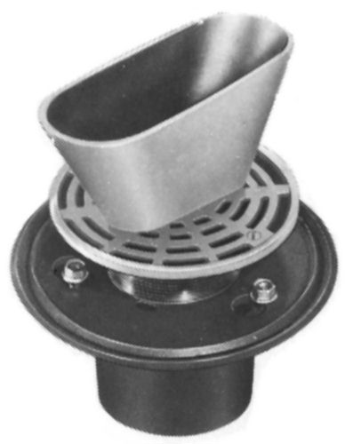 Js30000 E3 Josam 30000 E3 Floor Drain Round W Oval Funnel By Commercial Plumbing Supply