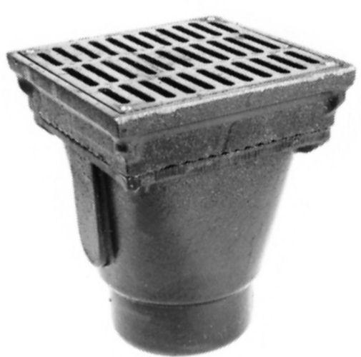 Js35130 Josam 35130 Floor Drain 9 Top With Bucket By