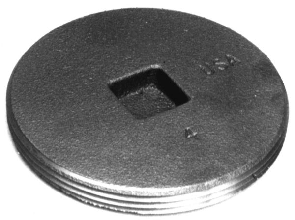 Js58540 Josam 58540 Threaded Bronze Plug By Commercial