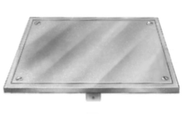 Js58650 Josam 58650 Stainless Steel Wall Access Cover By