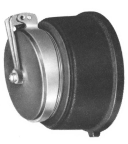 Js67720 Josam 67720 Hub Inlet Swing Check Type By