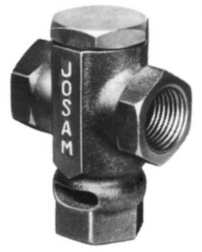 Js88250 Josam 88250 Trap Seal Primer Valve By Commercial