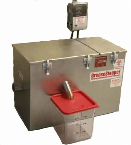 ... - Highland Tank MGI- 50 GreaseStopper by Commercial Plumbing Supply