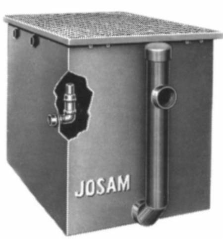 Commercial Plumbing Supply : ... Josam 60610A Draw Off Type High Volume by Commercial Plumbing Supply
