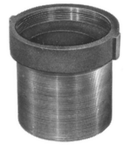 Jsw Josam W Cast Iron Strainer Extension By Commercial
